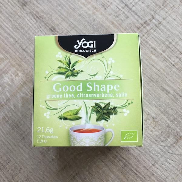 Yogi Good Shape