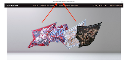 Louis Vuitton online kopen
