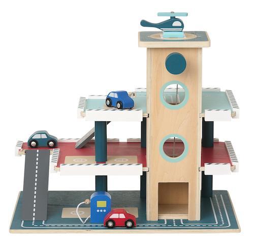 sinterklaastip: houten speelgoed van de hema - krispiratie