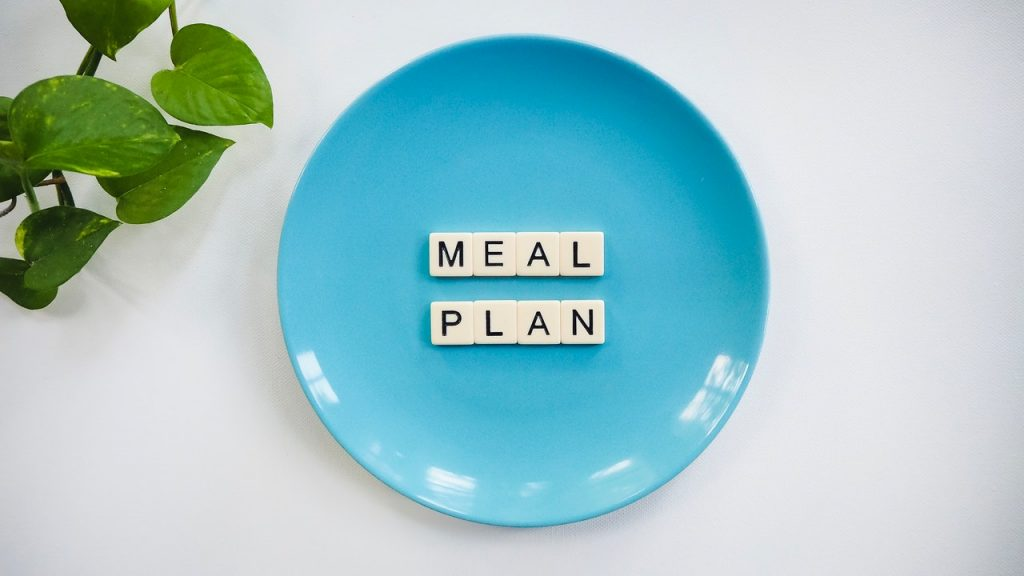 maaltijdplanning